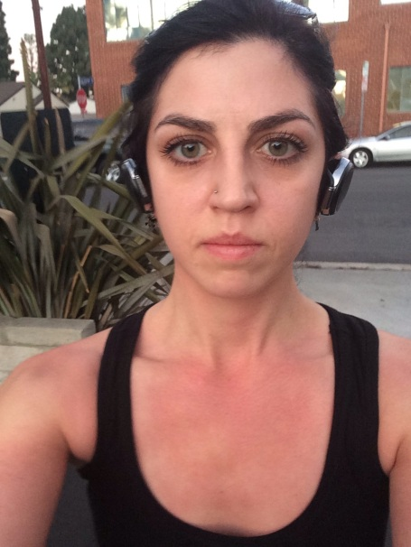 Sweaty Lizzio