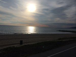 Gorgeous day in Santa Monica