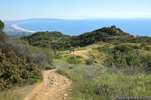Temescal Ridge Trail