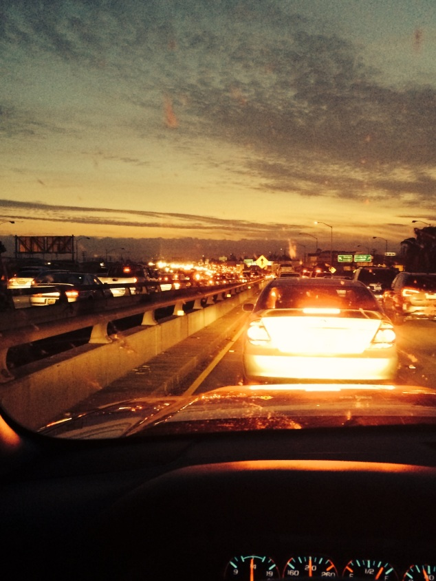 Lovely Los Angeles Traffic
