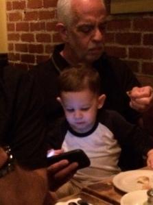 Matty & Grandpa